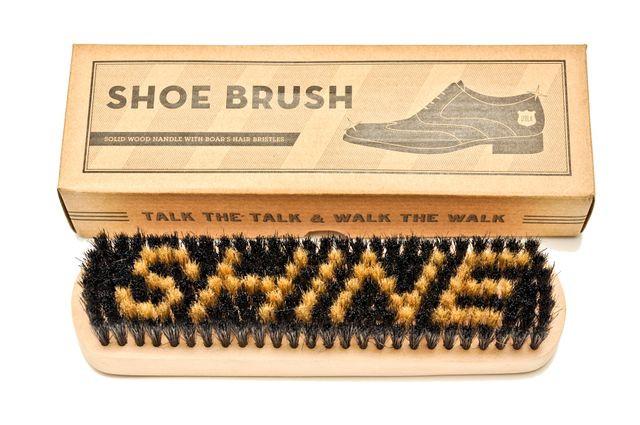 """""""Shine"""" Shoe Shine Brush"""