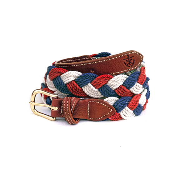 Woven Sailing Belt - The JFK