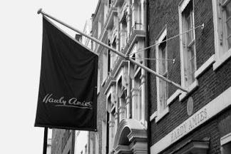 Hardy Amies 14 Savile Row London
