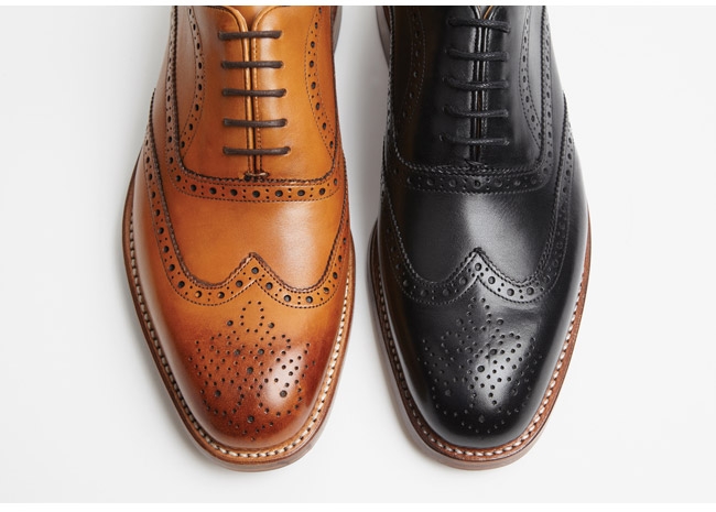Oliver Sweeney Aldeburgh Oxford Cut Brogue