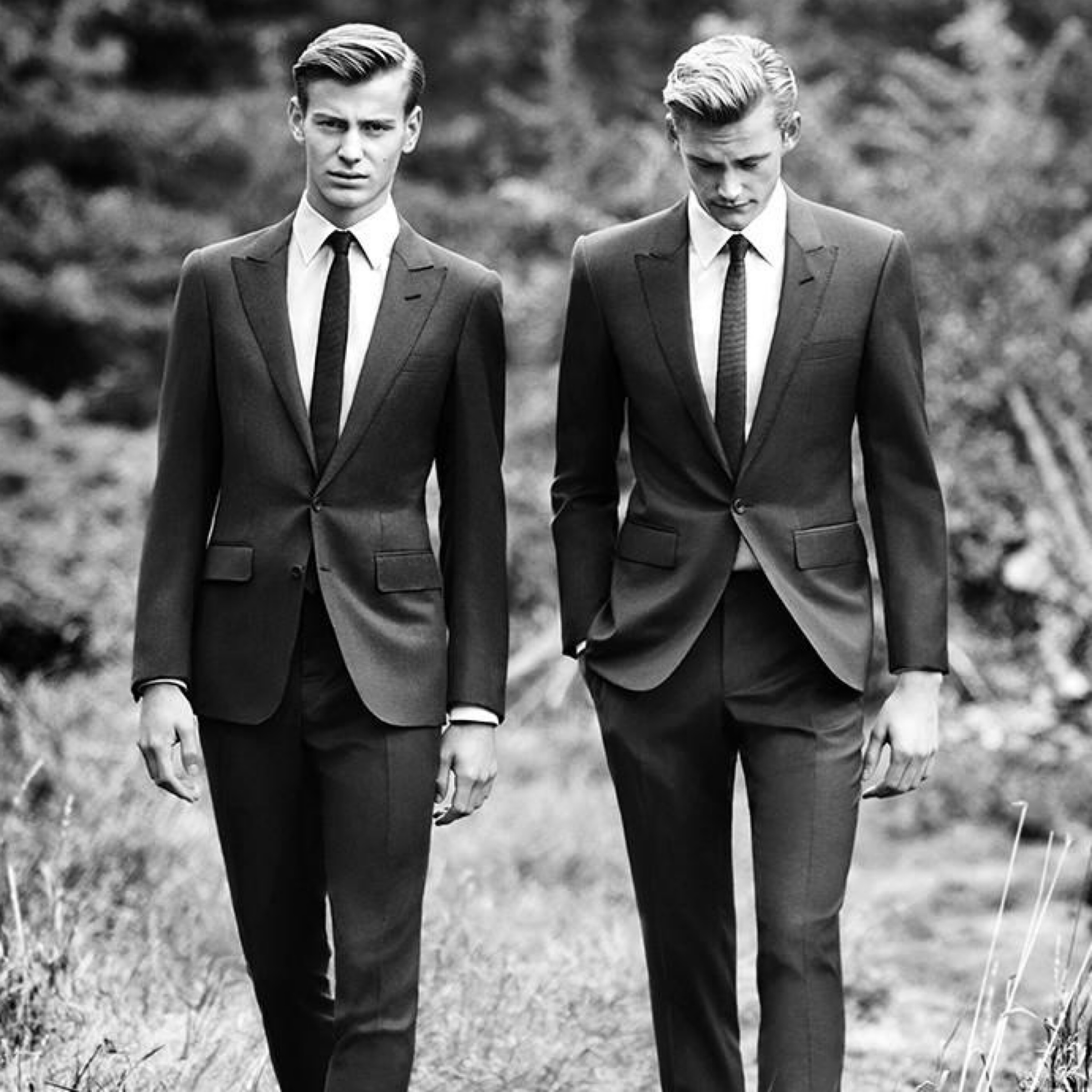#1 (147 likes) Ben Allen & Kye D'Arcy for Hardy Amies Spring Summer 2013 Campaign