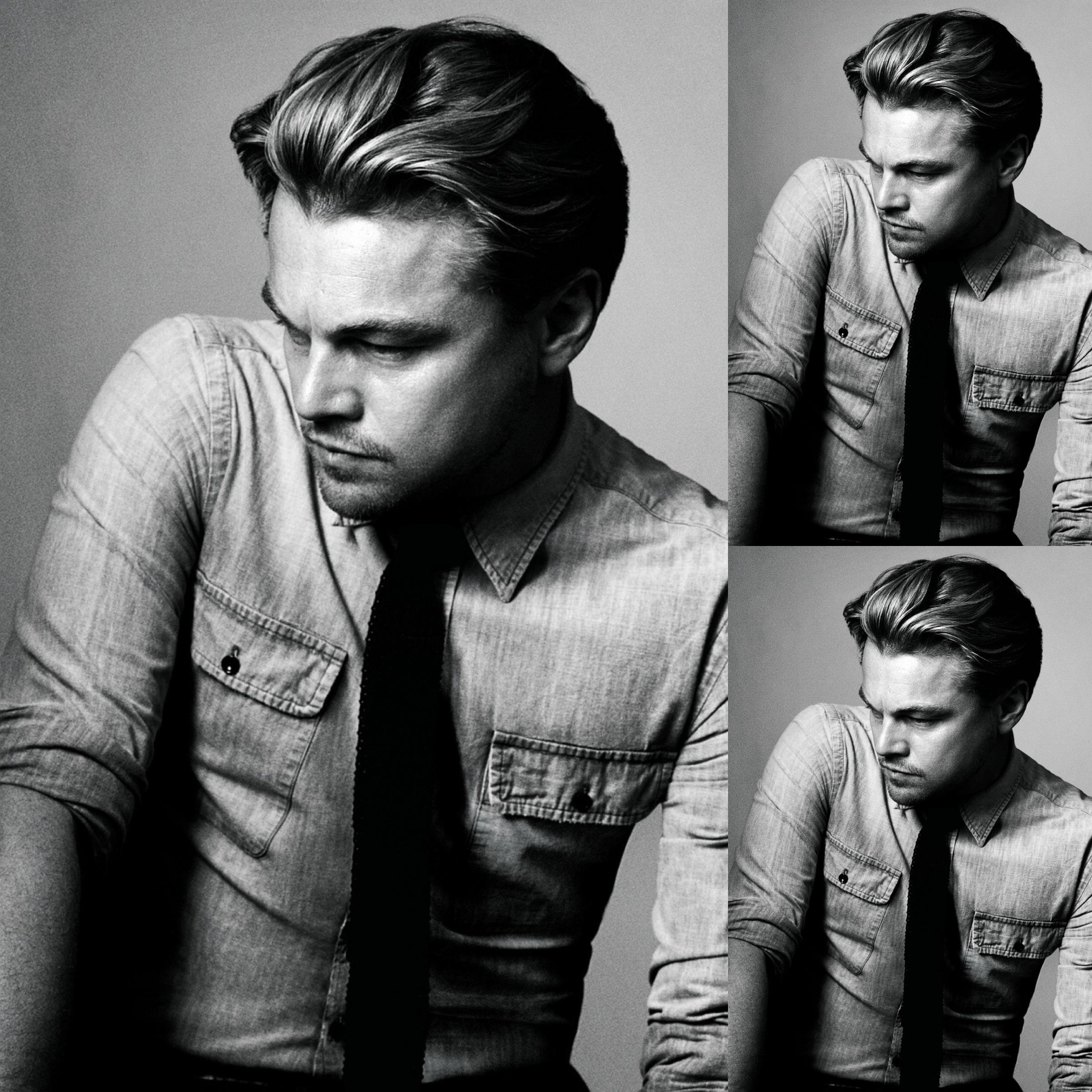 #2 (132 likes) - Leonardo Di Caprio