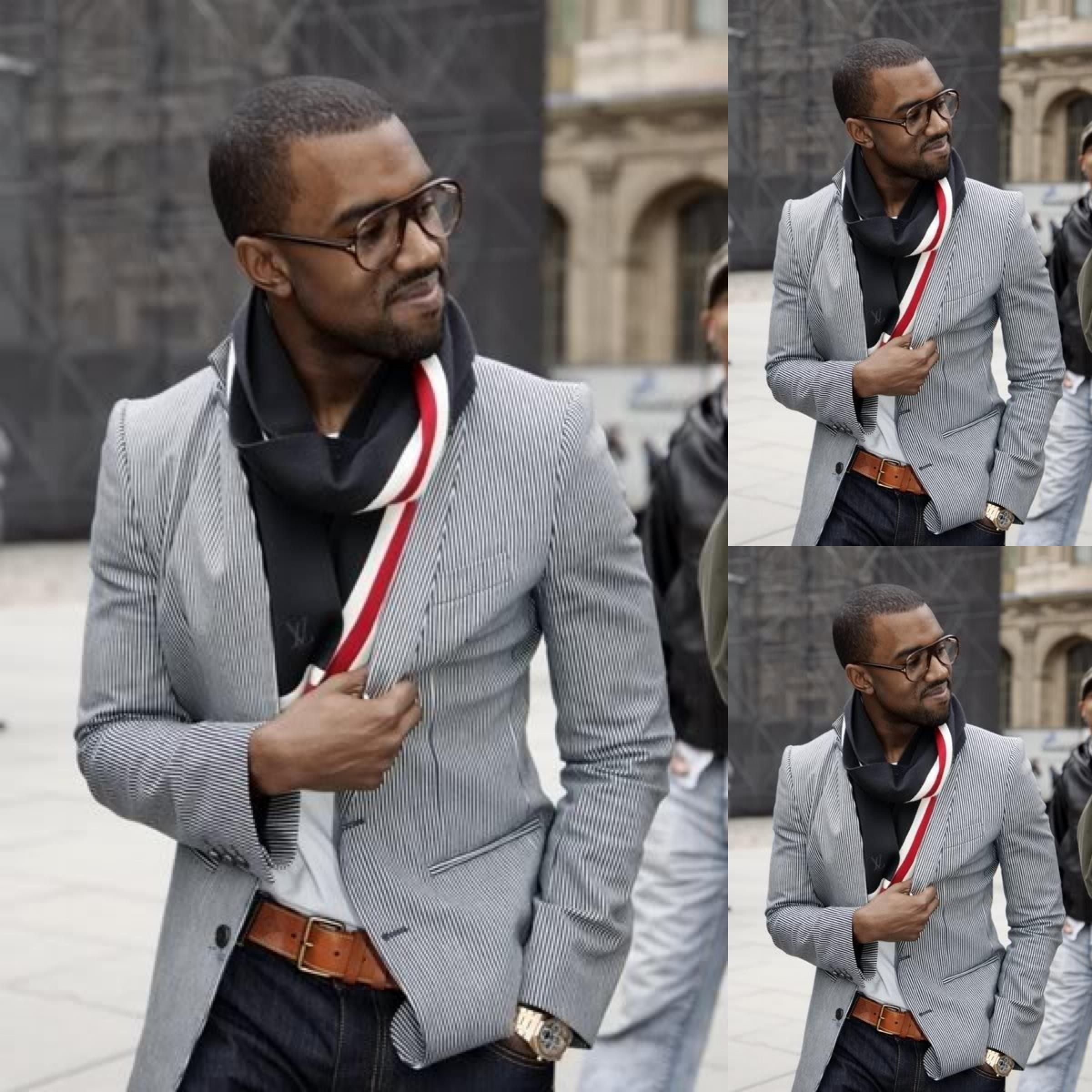 #3 - Kanye West