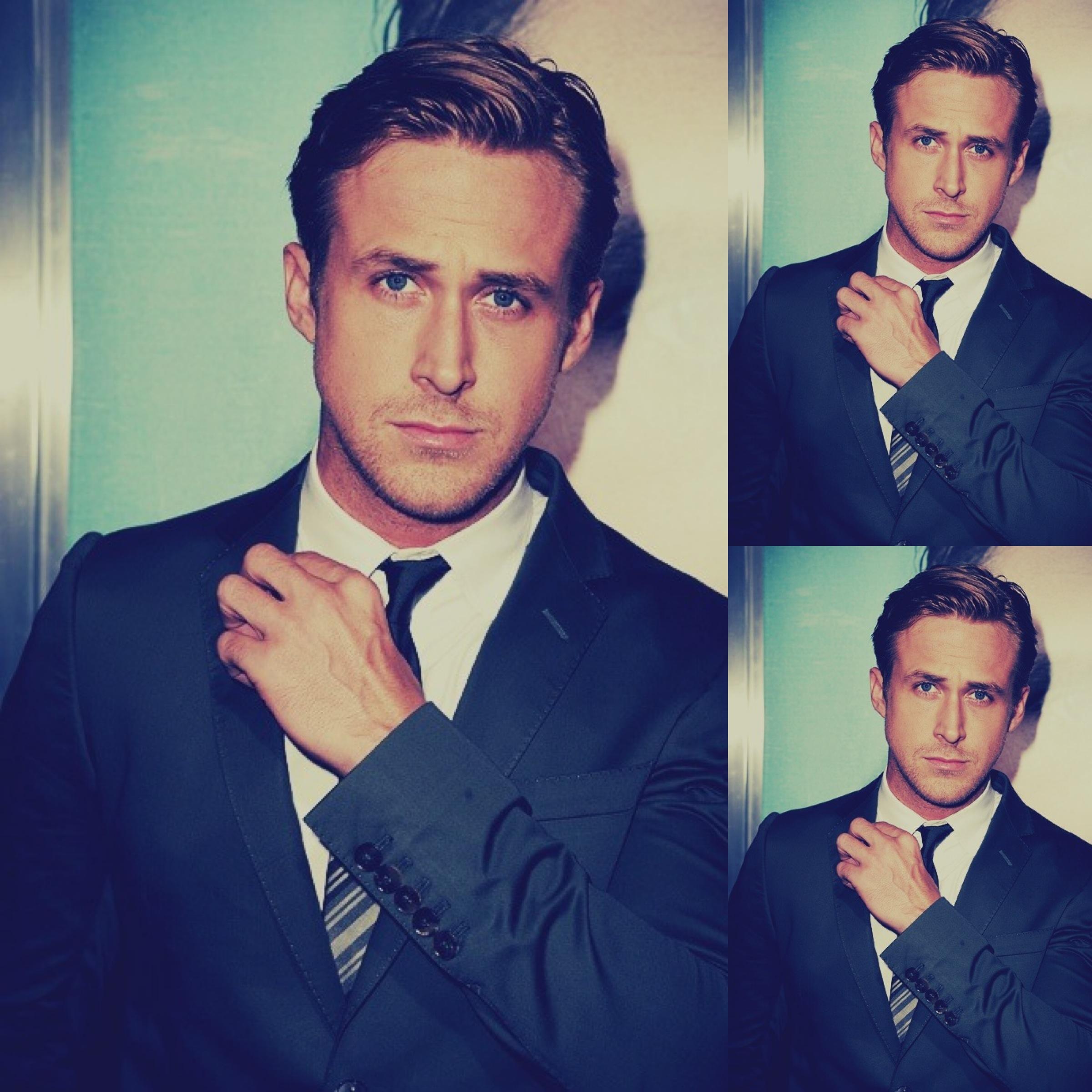 #1 (209 likes) :: Ryan Gosling