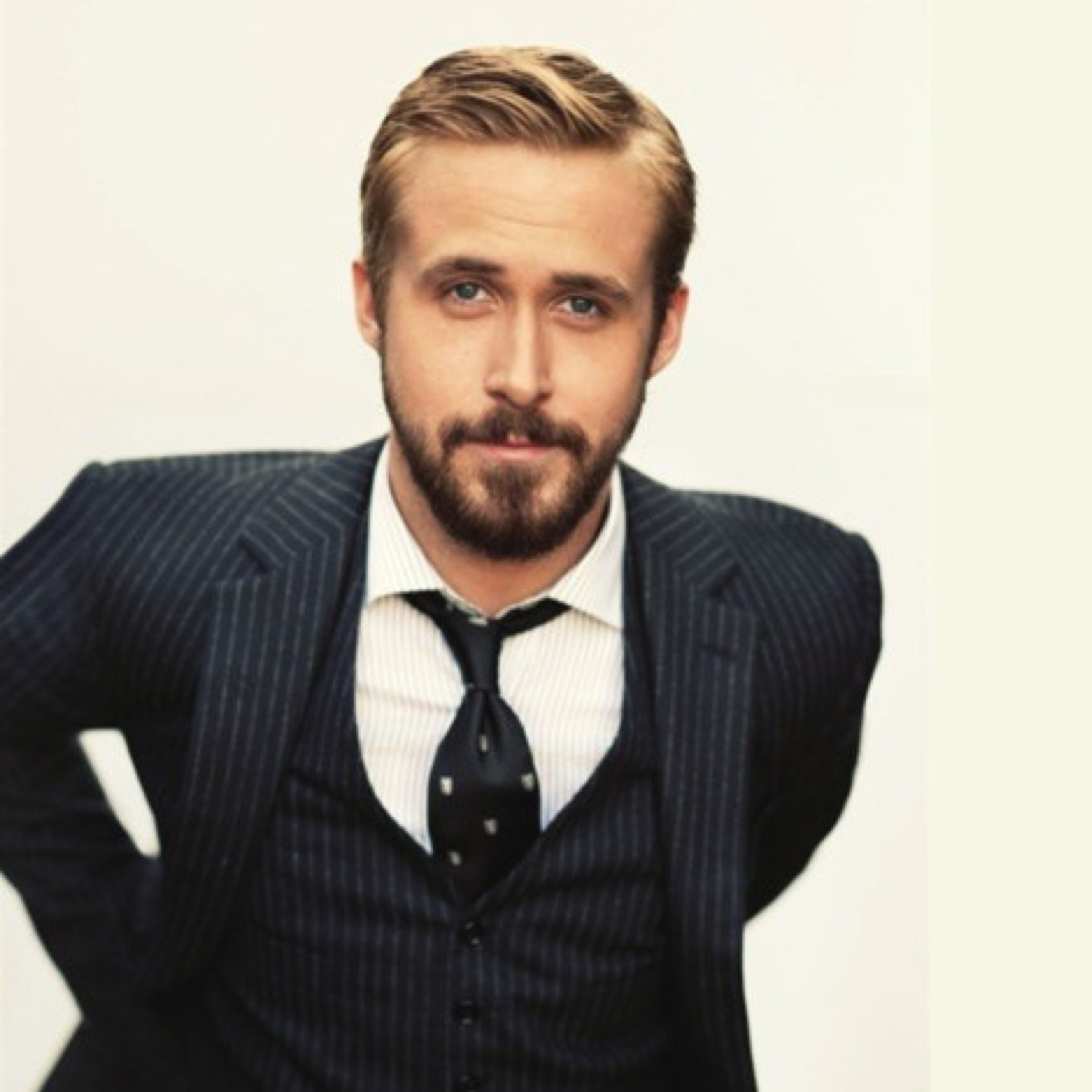 #1 (296 likes) Ryan Gosling (well worth of #1 spot)