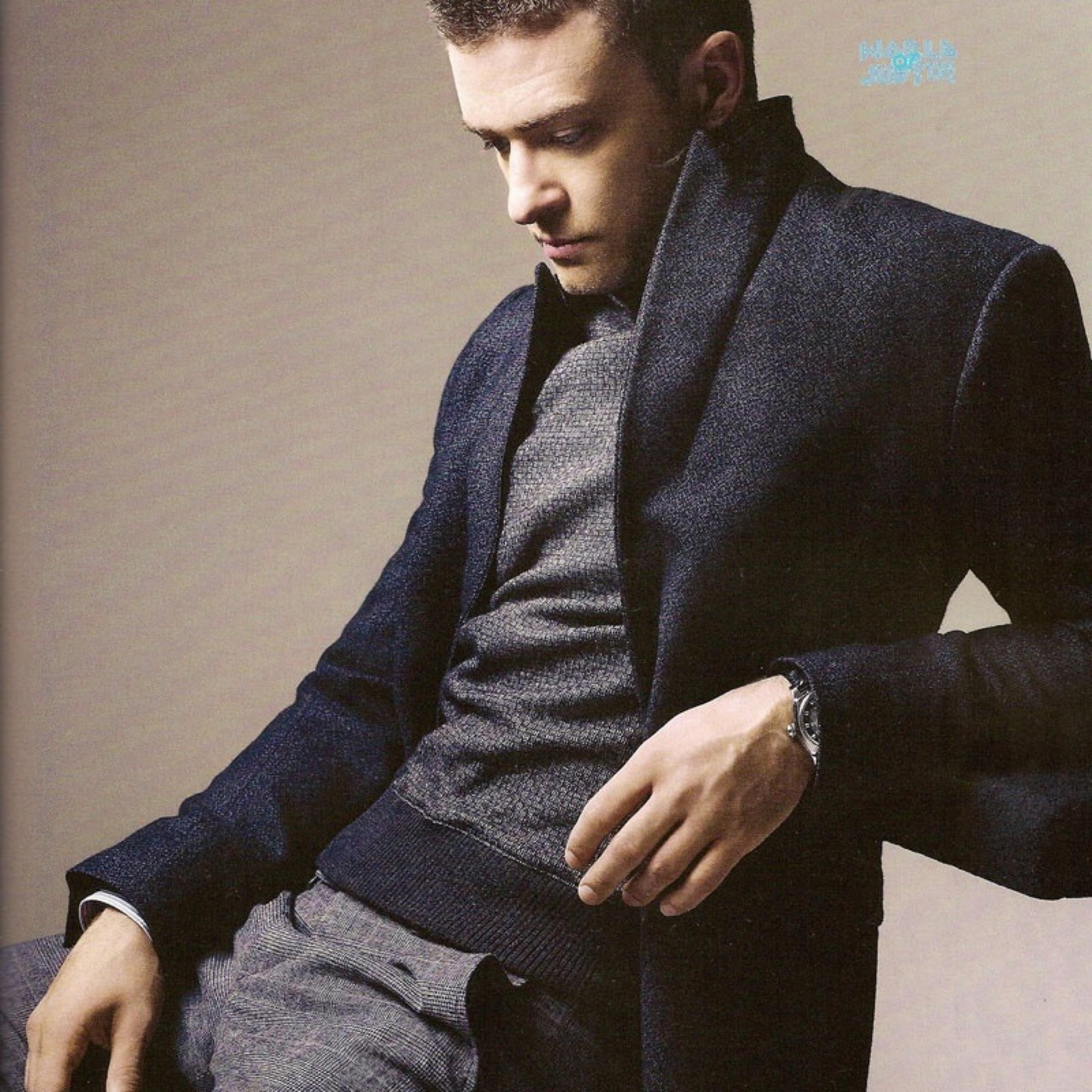 #3 (143 likes) :: Justin Timberlake