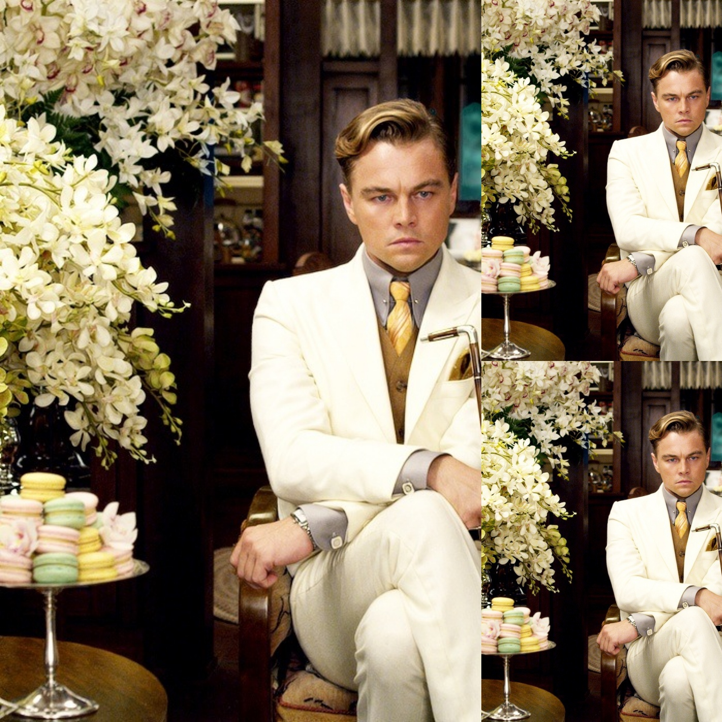 1 Leonardo Dicaprio The Great Gatsby