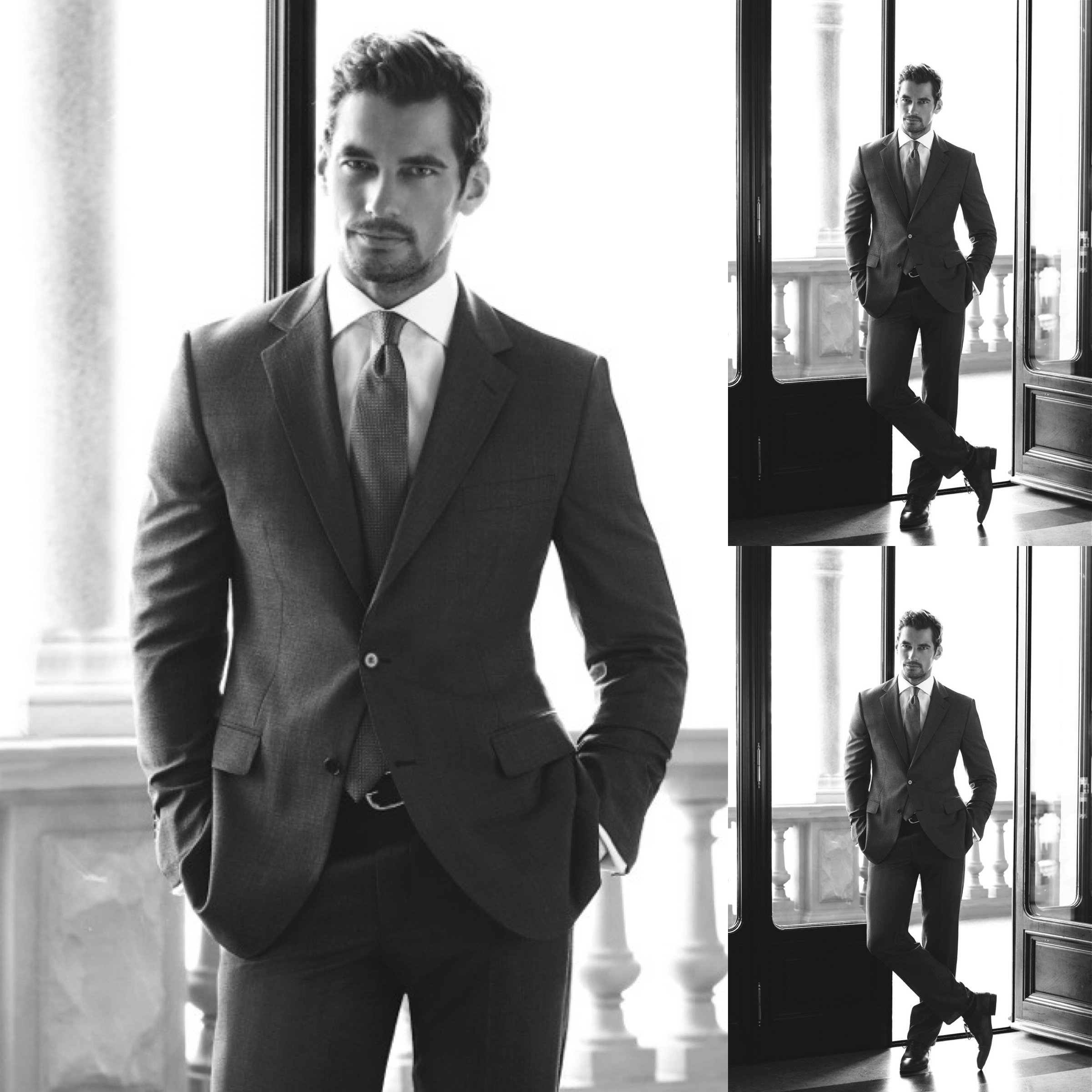 #2 (207 likes on The Man Has Style) :: David Gandy