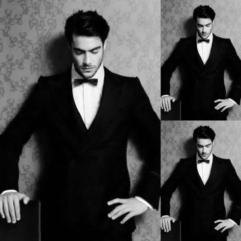 #4 (192 likes on The Man Has Style) :: Tuxedo Style