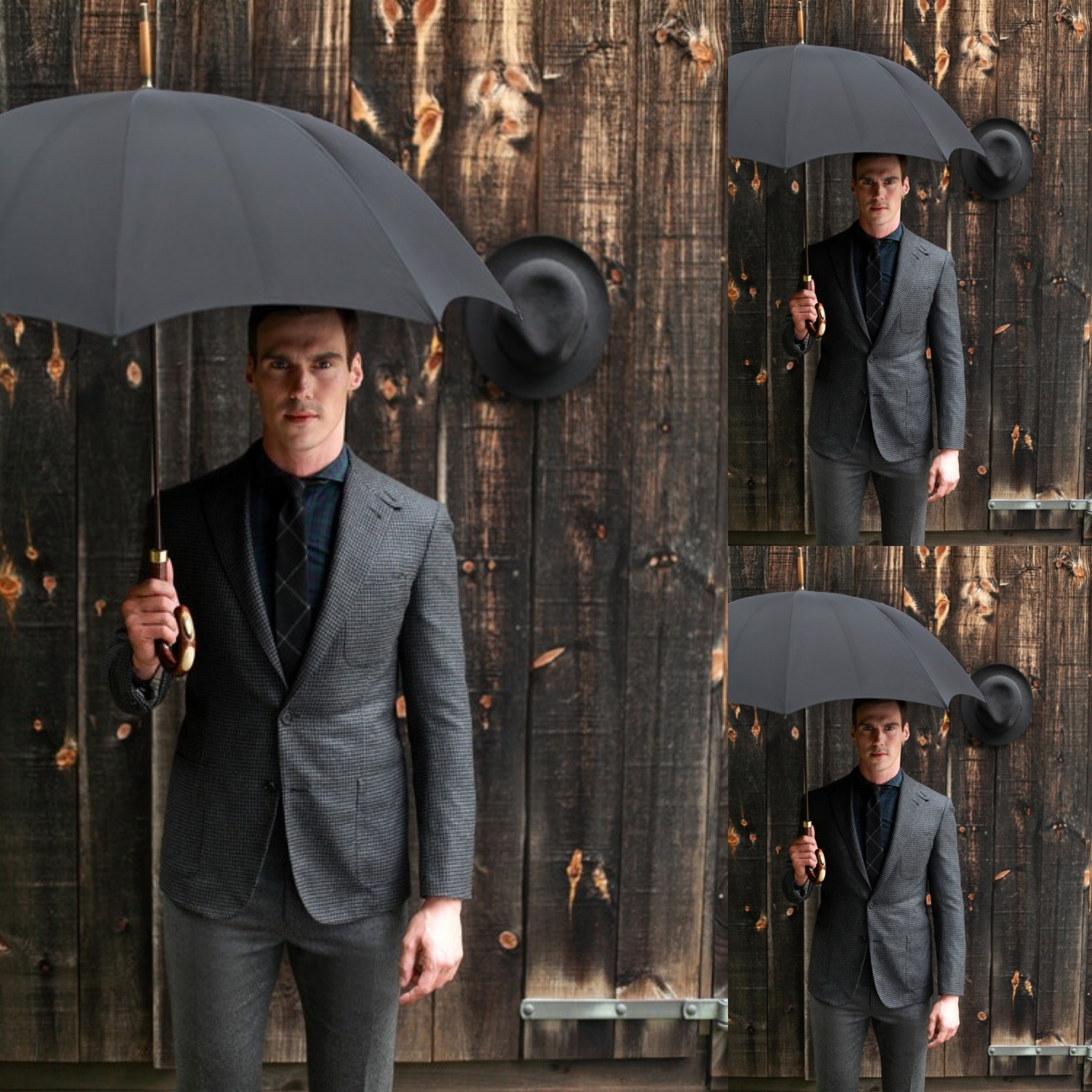 The Man Has Style - Rainy Days