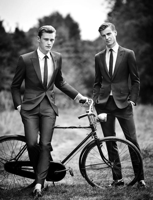 Hardy Amies :: Spring Summer 2013 Campaign