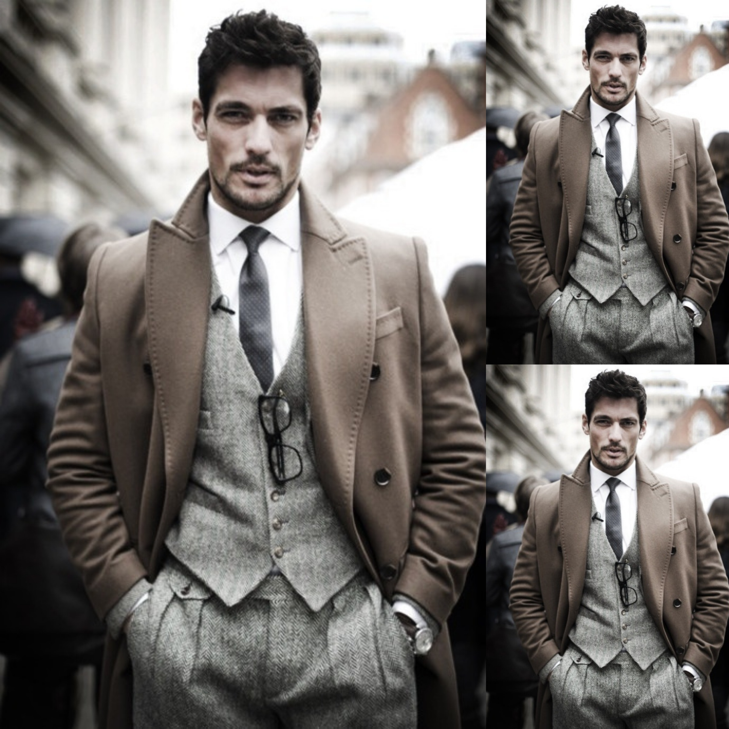 #1 (208 likes) :: David Gandy :: Winter Style