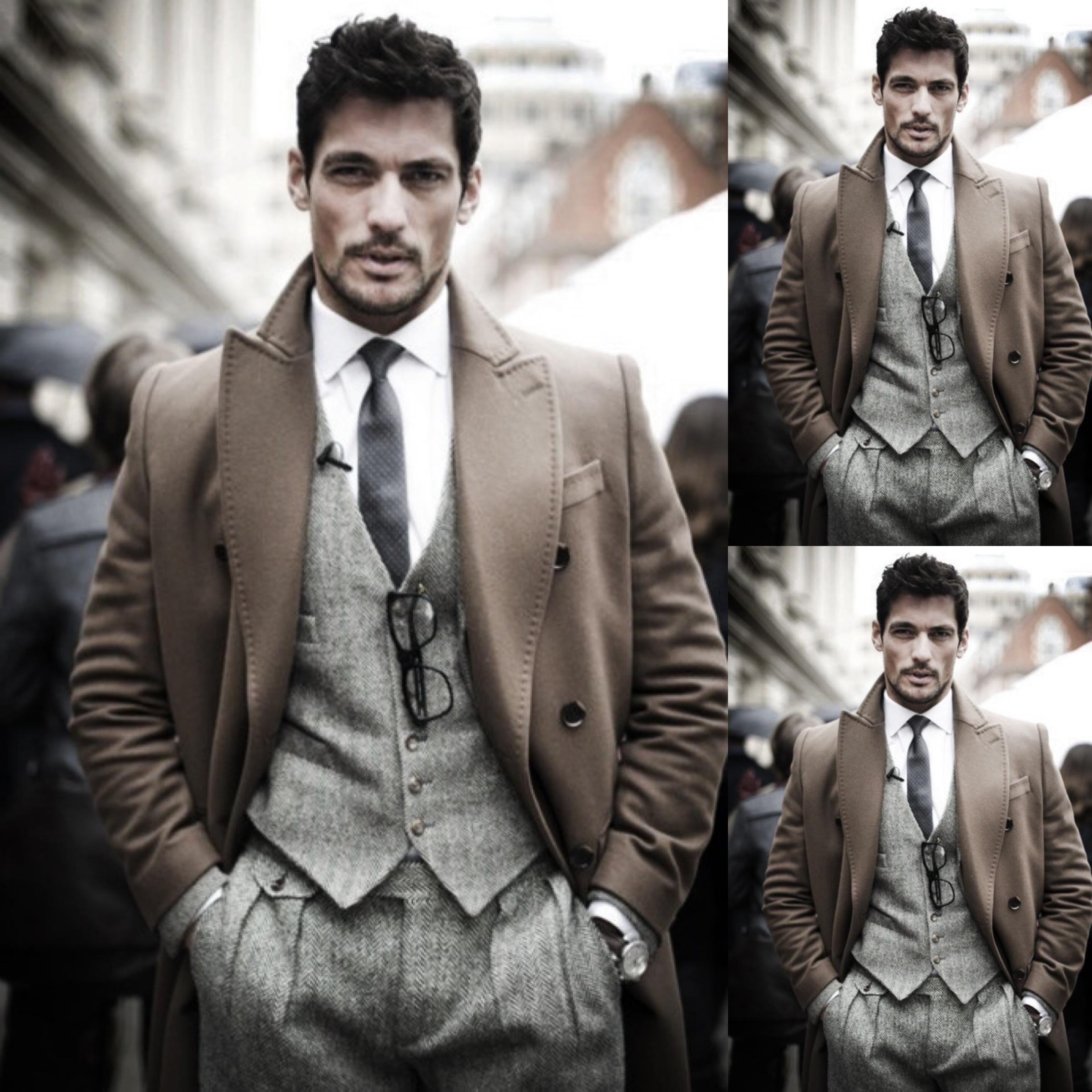 #1 (208 likes) :: David Gandy :: Winter Style