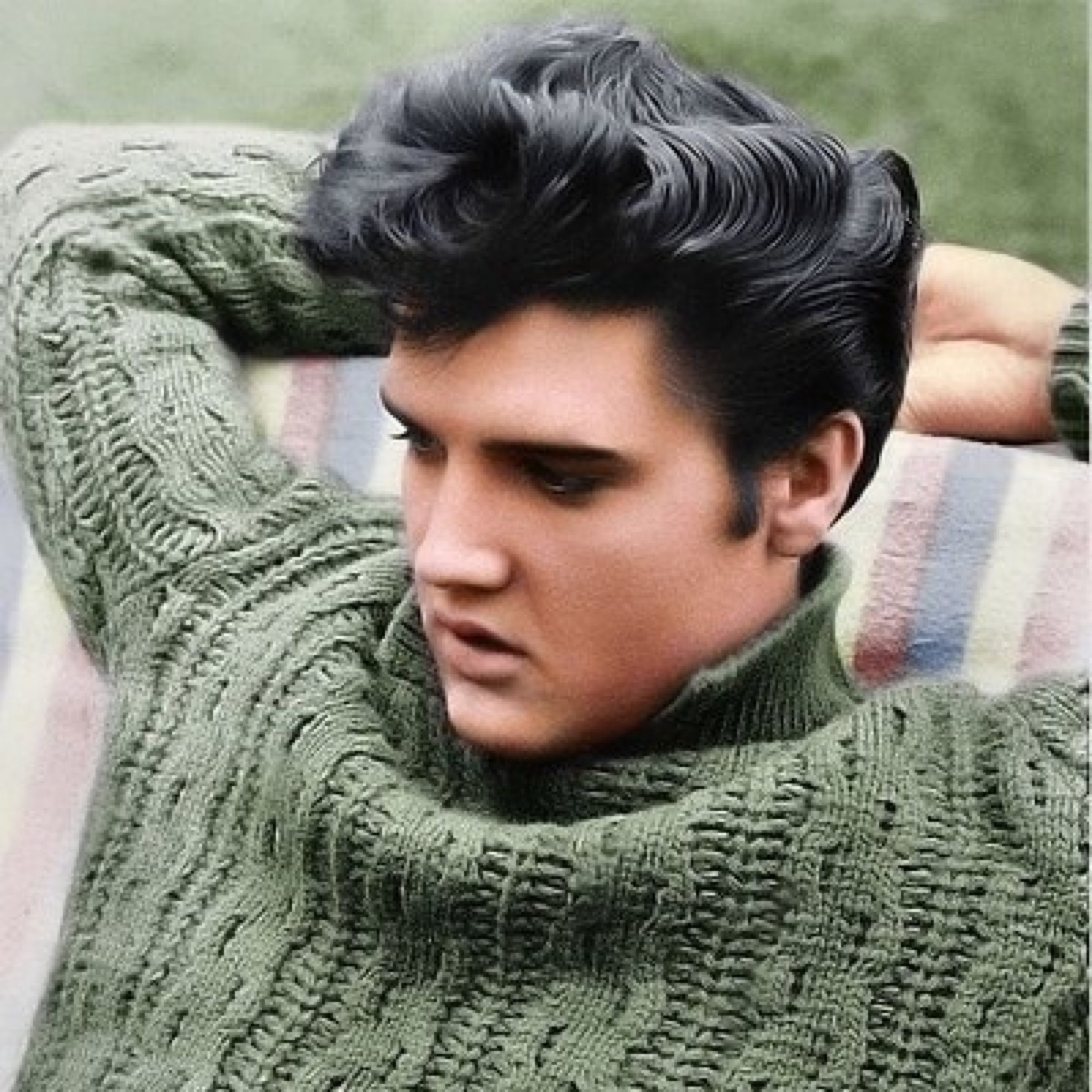 Amazing Elvis Combing Hair Images Free Download Short Hairstyles For Black Women Fulllsitofus