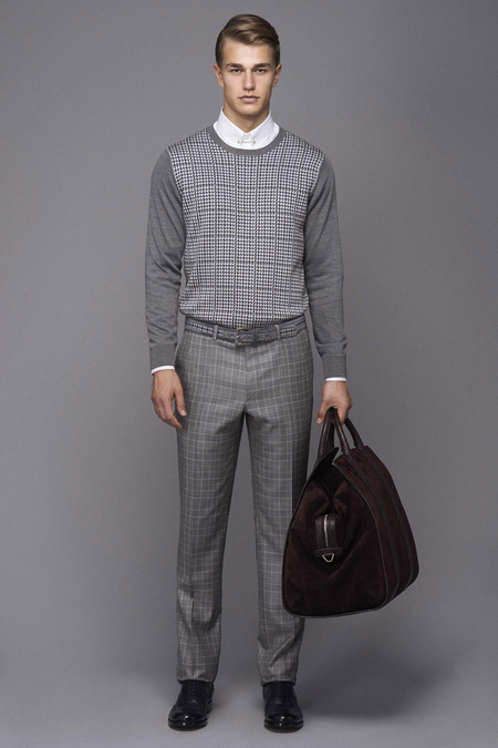 Brioni :: Spring 2014 :: What's in the bag?