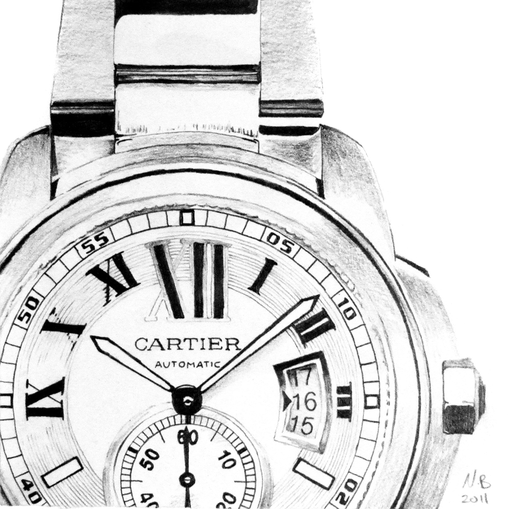 Nick Batchelor :: Calibre de Cartier