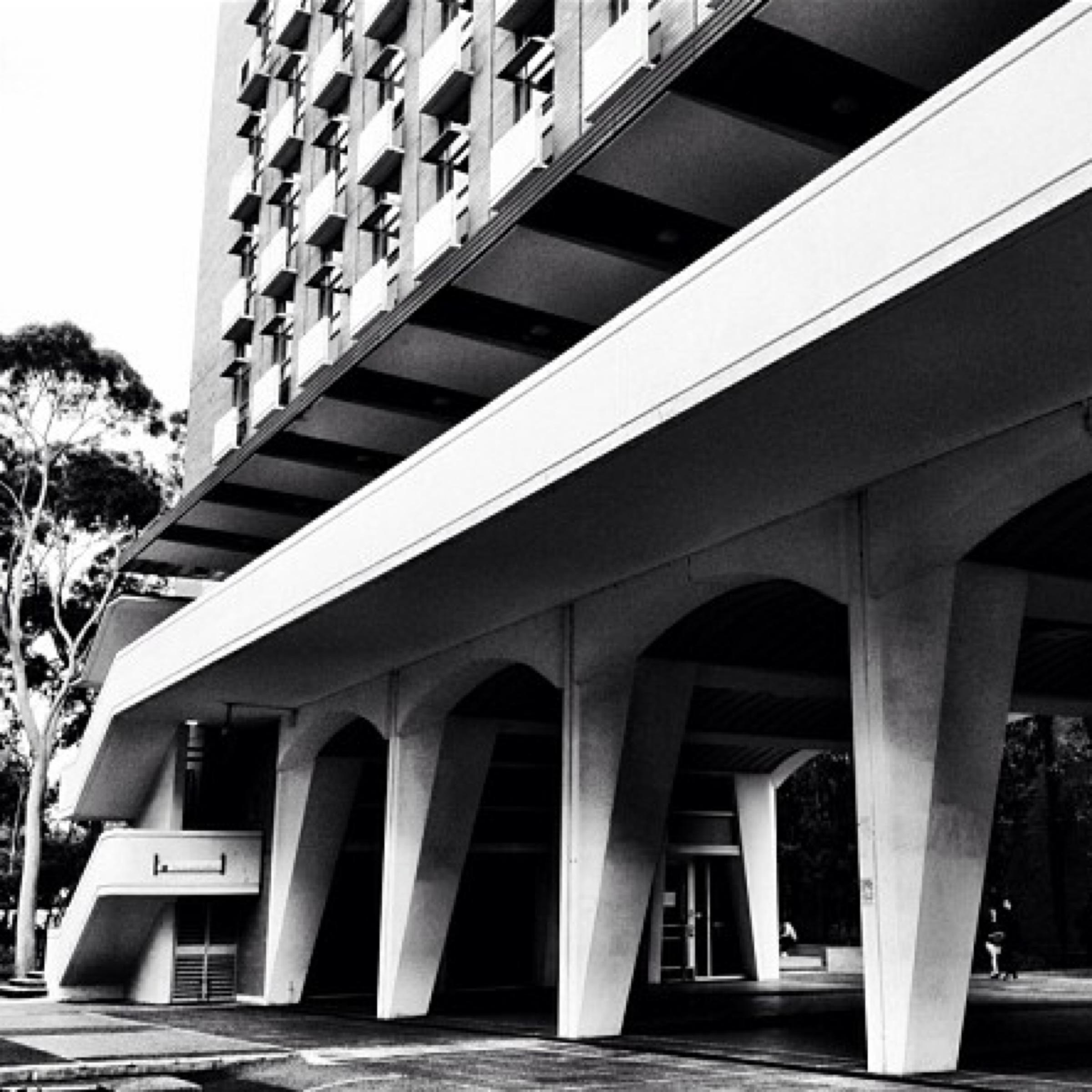 Raymond Priestley building in Melbourne