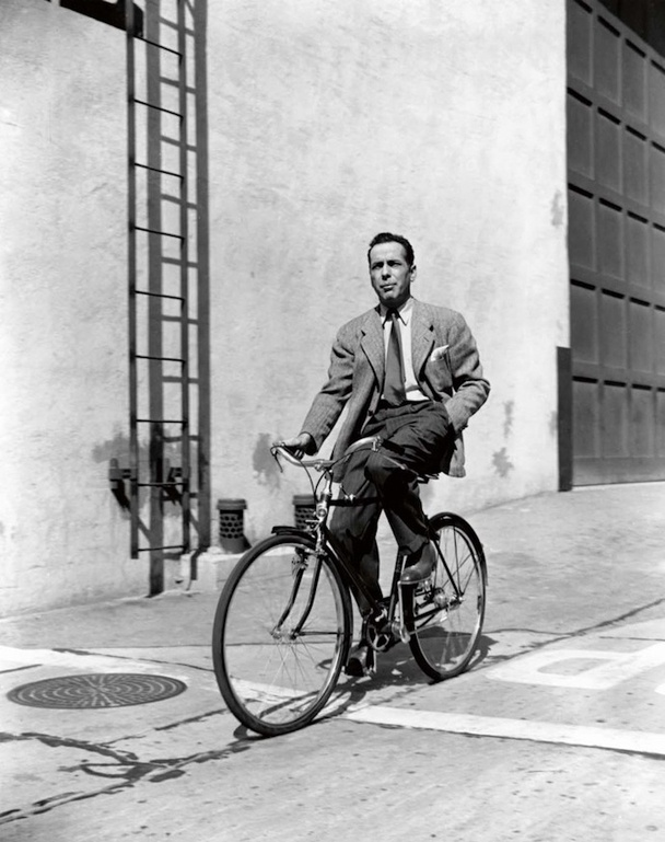 Man On A Bicycle Man On A Tricycle The Man Has Style