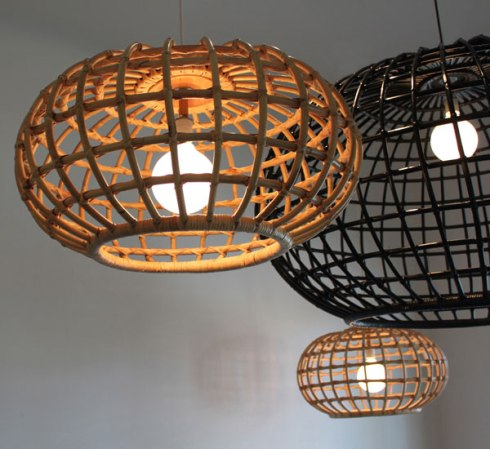 Darcy Clarke's Bonita Pendant Lamp