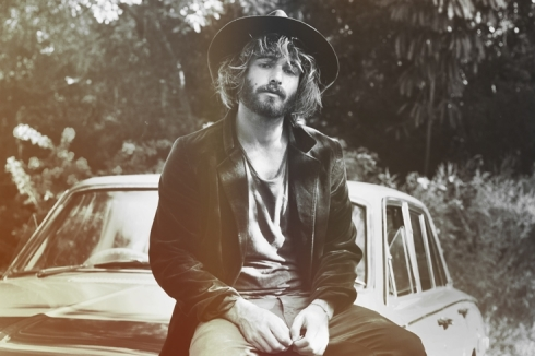Angus Stone shot by  Ali Mitton