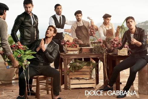 Dolce & Gabbana Spring Summer 2014