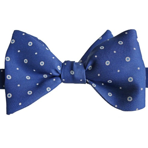 Augustus Hare Fenimore Pure Silk Bow Tie