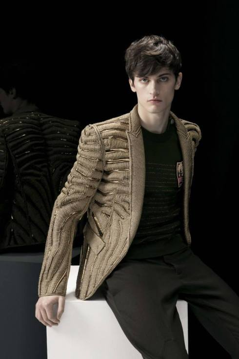 Balmain Autumn Winter 2014-2015
