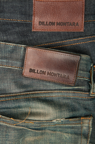 Dillon Montara Crafted Back Leather Patch