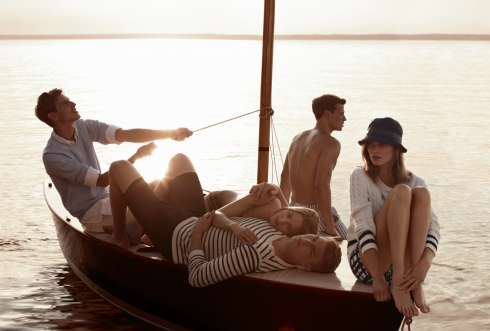 GANT, taking inspiration from coastal culture