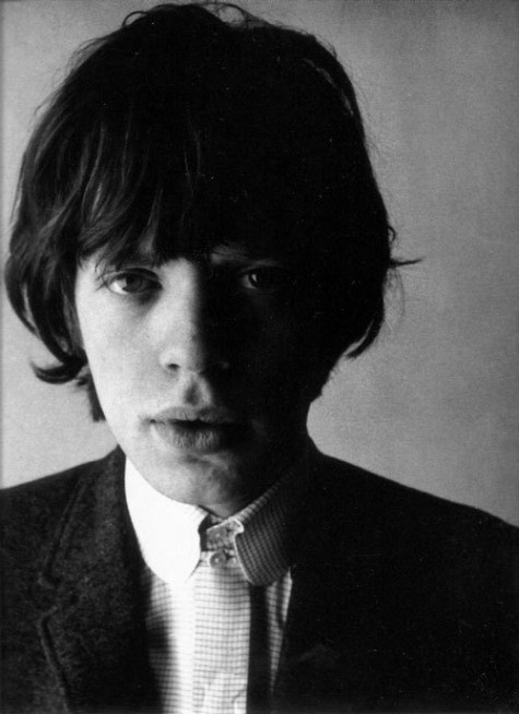 Mick Jagger by David Bailey