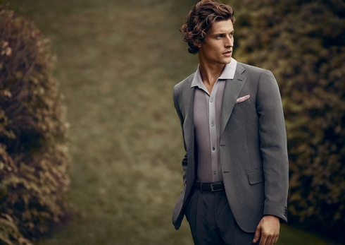 Canali Spring Summer 2014