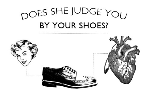 Oliver Sweeney: Does She Judge You By Your Shoes?