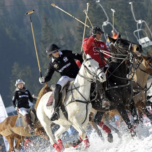 Audi Czech Snow Polo Masters 2014  |  Photo by Martin Haleš