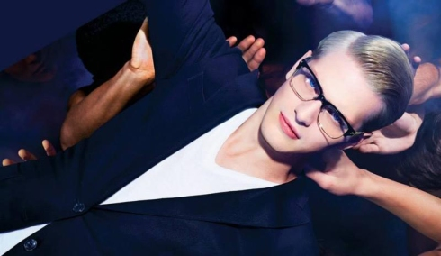Carlos Peters in Tom Ford Eyewear